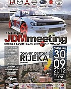 JDM meeting na krovu Tower Centra