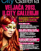 Veljača 2013. u City Galleriji!