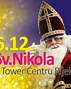 Sveti Nikola i u trgovinama Towera