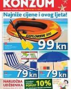 Konzum katalog ljeto 2012