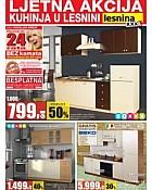 LesninaXXL katalog, kuhinje