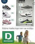 Deichmann katalog dječja obuća