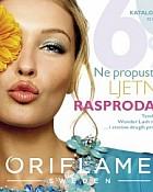 Oriflame katalog 10/ ljetna rasprodaja