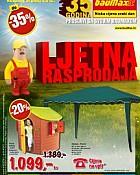 Baumax katalog srpanj / ljetna rasprodaja!