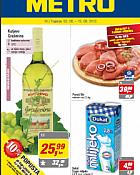 Metro katalog prehrana do 15.08.2012