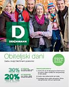 Deichmann akcija do 25.10.