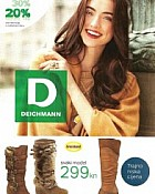 Deichmann katalog do 25.10