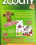 Zoo City katalog listopad