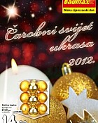 Baumax katalog božićni ukrasi