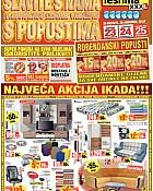 Lesnina katalog Split, Jankomir, Sesvete