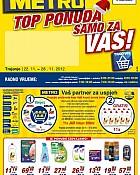 Metro katalog Top ponuda