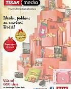 Tisak media božićni katalog