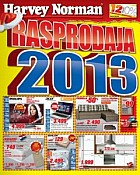 Harvey Norman Rasprodaja 2013