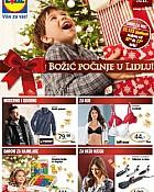 Lidl katalog Božić neprehrana