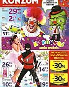 Konzum katalog Karneval