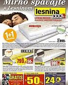 Lesnina katalog za spavanje