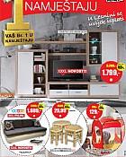 Lesnina XXXL katalog namještaj