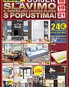 Lesnina Osijek katalog rođendanski popusti