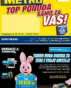 Metro katalog top ponuda do 16.1.