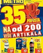 Metro katalog prehrana do 13.2.