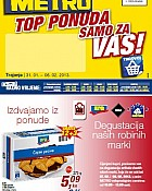 Metro katalog Top ponuda do 6.2.