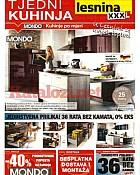 Lesnina katalog dani kuhinja