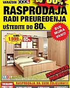 Lesnina katalog Varaždin rasprodaja