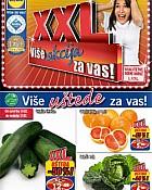 Lidl katalog XXL akcija