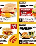 McDonalds kuponi za doručak