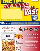Metro katalog Top ponuda do 13.2.