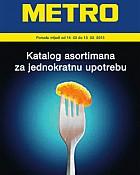 Metro katalog jednokratni proizvodi