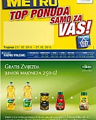 Metro katalog Top ponuda do 27.2.
