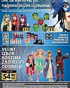 Pevec akcija karneval