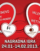 Wettpunkt nagradna igra Valentinovo