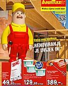 Baumax katalog ožujak
