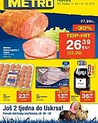Metro katalog prehrana do 27.3.