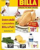 Billa katalog Pula do 17.4.