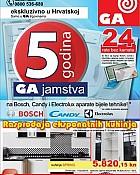 GA bijela tehnika katalog travanj