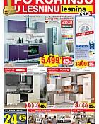 Lesnina katalog kuhinje Hrvatska