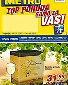 Metro katalog Top ponuda do 10.4.