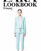 Zara katalog Lookbook travanj