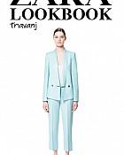 Zara katalog Lookbook travanj