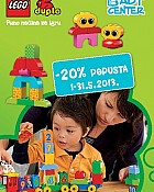 Baby center katalog Lego duplo