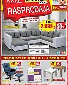 Lesnina katalog XXXL rasprodaja