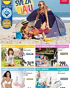 Lidl katalog sve za plažu