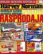 Harvey Norman katalog Rasprodaja do 30.6.