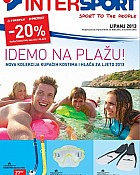 Intersport katalog lipanj 2013