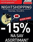 Kika katalog Noćni shopping