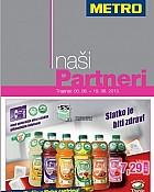 Metro katalog Partneri prehrana do 19.6.