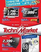 Technomarket katalog do 31.7.